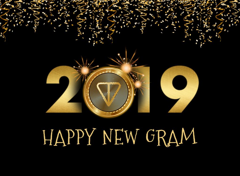 Happy New Gram!