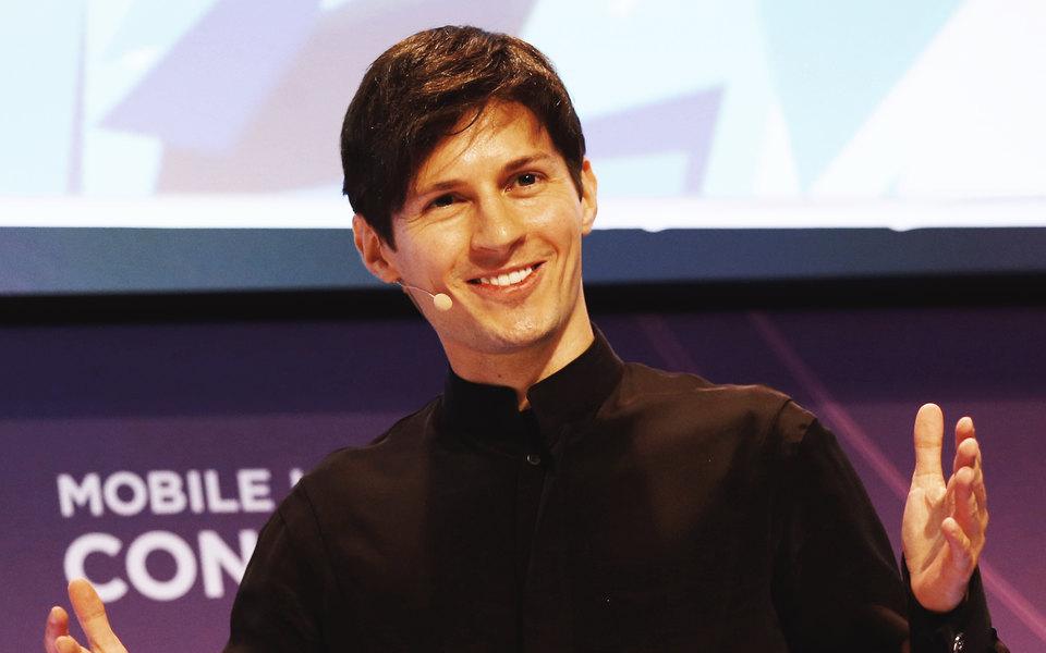 Павел Дуров выложил первый пост 2019 года в своём канале