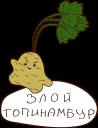Злой Топинамбур © Александр Жданов @TuristasTV