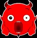 Devil's Emoji