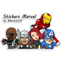 Heroes Marvel By Maximus10M