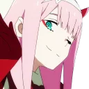 Darling in the franxx Zero Two