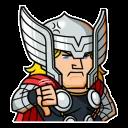 Mini Avengers :: @stickerhype