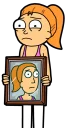 Morty Stickers 2