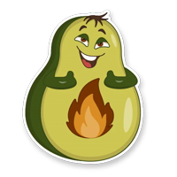 Avocado family