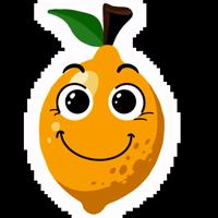 Банан и лимончик