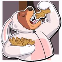 Easter Bear