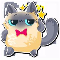 Cute fluffy Simi
