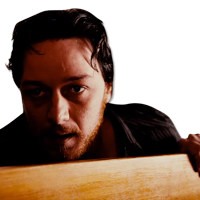 McAvoy face