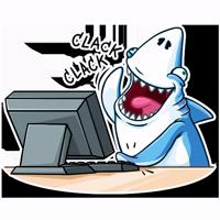 It's a Shark!