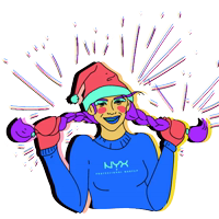 NYX COSMETICS GIRLS