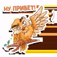 Owl @artrarium