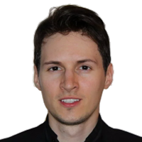 Pavel Durov ( from vk.com/paveldurov_etc )