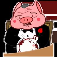 Свин Валера / Pig Valera (@Mari_Deinos)