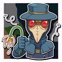 Plague M. D.