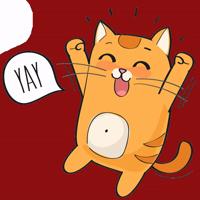 Puppy Kitte @stickerssave