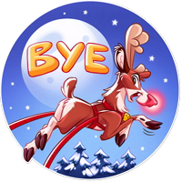 Reindeer Party