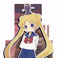 Sailor Moon @IMG_2D
