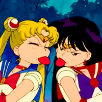 Sailor Moon @IMG_2D