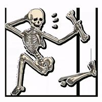 Skeleton Bob / By OsmerOmar