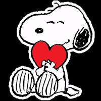 Snoopy's Moods