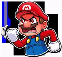 It's-a Me, Mario!
