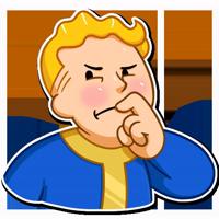 Fallout Vault Boy