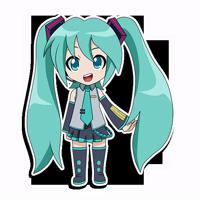 Vocaloid @IMG_2D