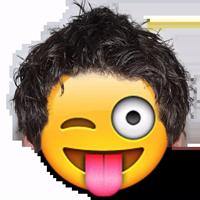 Волосатые Эмоджи