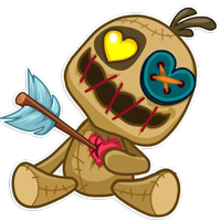 Voodoo Doll Chumbo