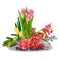 8 марта :: @animesticks