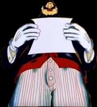 Капитан Врунгель :: @animesticks