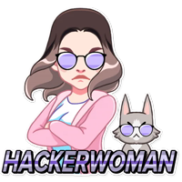 Hackerwoman @paradisecurity