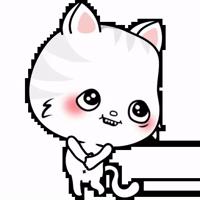 Kitty (by @R_o_o_m)