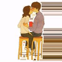 Нежная любовь 2   by @deutschd