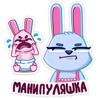 Мама Зайка :: @stickroom