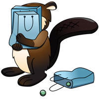 Mr.Beaver