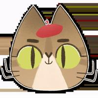 Nafanya the cat