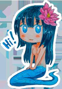 Nagi Lotus flower