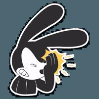 Кролик Освальд :: @stickroom