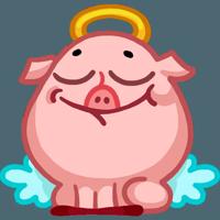 Пак полный свинок