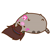 Pusheen Overwatch by Eckru