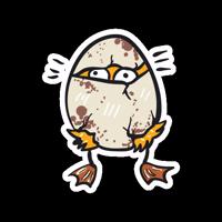 Quack-Quack by @zeligen7