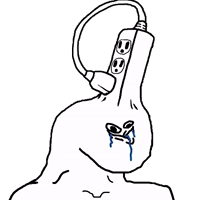 Retarded Wojak