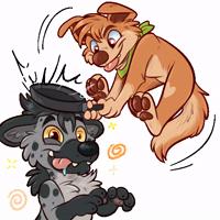 Riley and Kiro