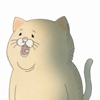 Sad Fat Cat