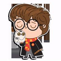 Гарри Поттер (@headcanon)