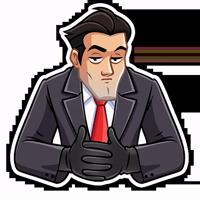 Секретный агент :: @stickroom