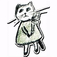 Sketch cats