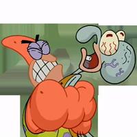 wild spongebov